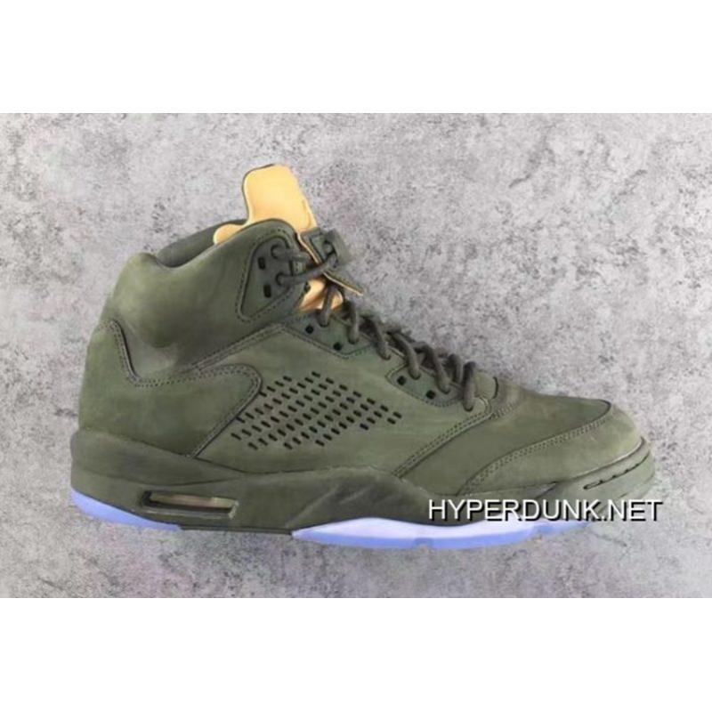 Air Jordan 5 Retro Premium Vachetta Tan Free Shipping, Price