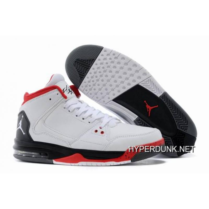 Nike Jordan Flight Origin White Black Red 2019 Online ...