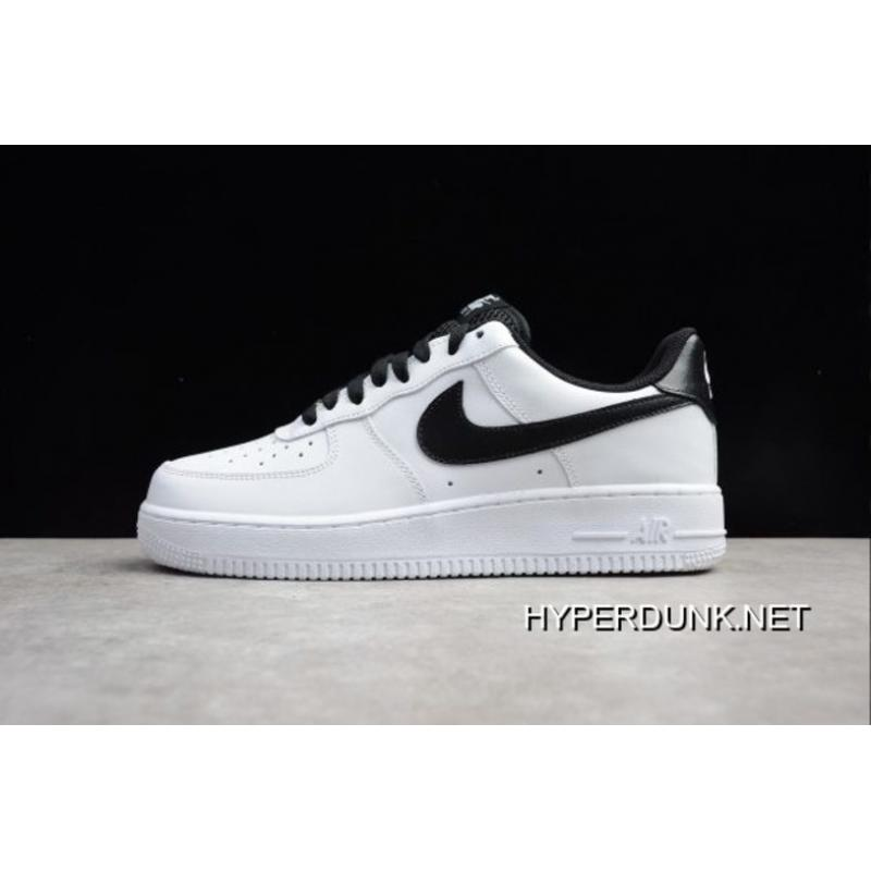 Nike Air Force 1 Low In White And Black