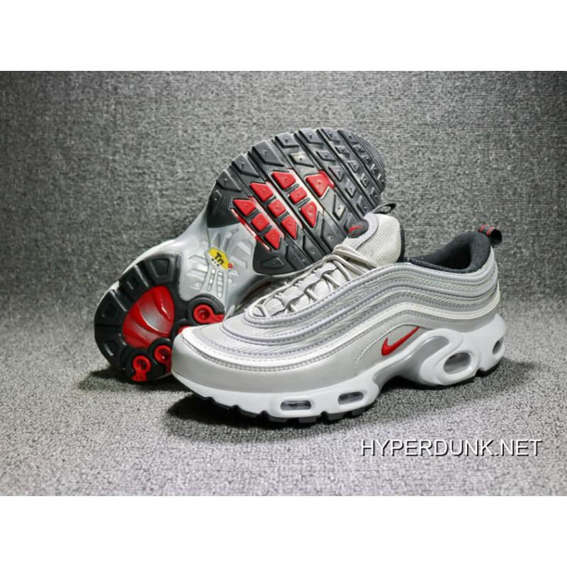 New Style Nike Air Max 97 Plus Silver