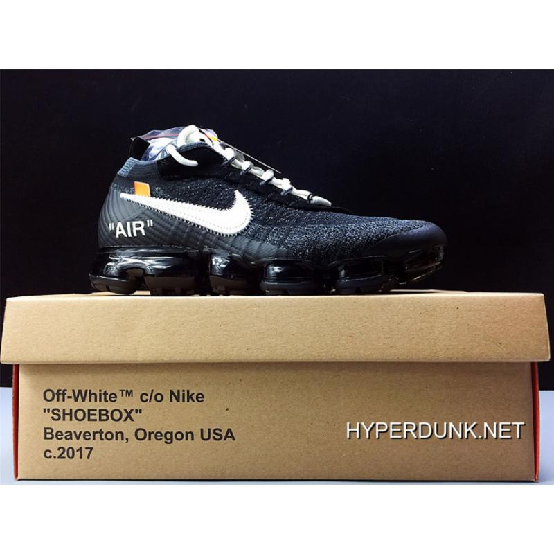 free shipping 967f2 73e8d 2019 For Sale Men OFF-WHITE X Nike Air VaporMax 2018 Flyknit Running Shoes  SKU:112461-206