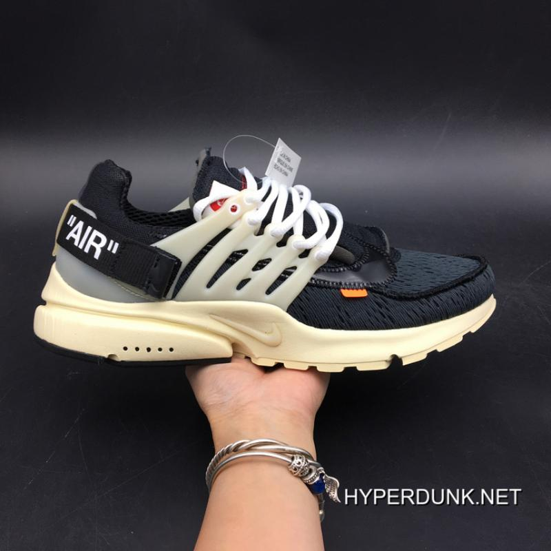 Nike Air Presto 2019 Men OFF-WHITE X Nike Air Presto SKU96578-211 2019 Free Shipp