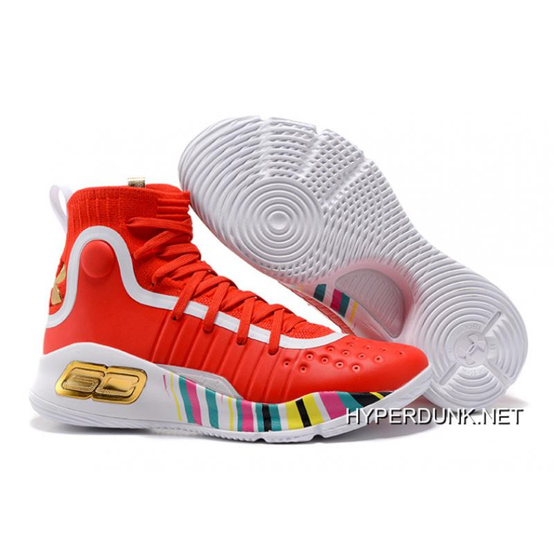"""Under Armour Curry 4 """"Year Of The"""