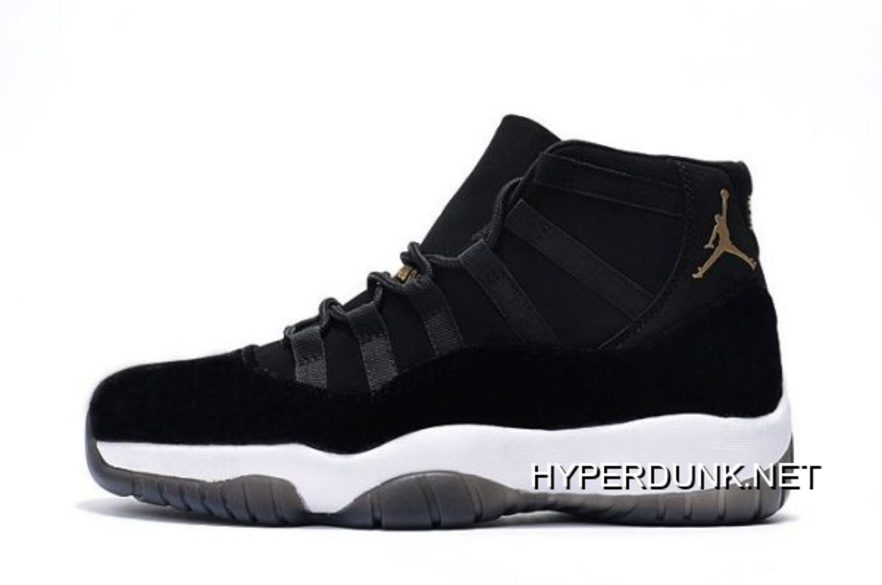 "conspiración Frente despreciar  New Air Jordan 11 XI ""Black Velvet"" Black White Gold Discount, Price:  $87.22 - Discount Nike HyperDunk Shoes, New Nike HyperDunk Shoes - hyperdunk .net"