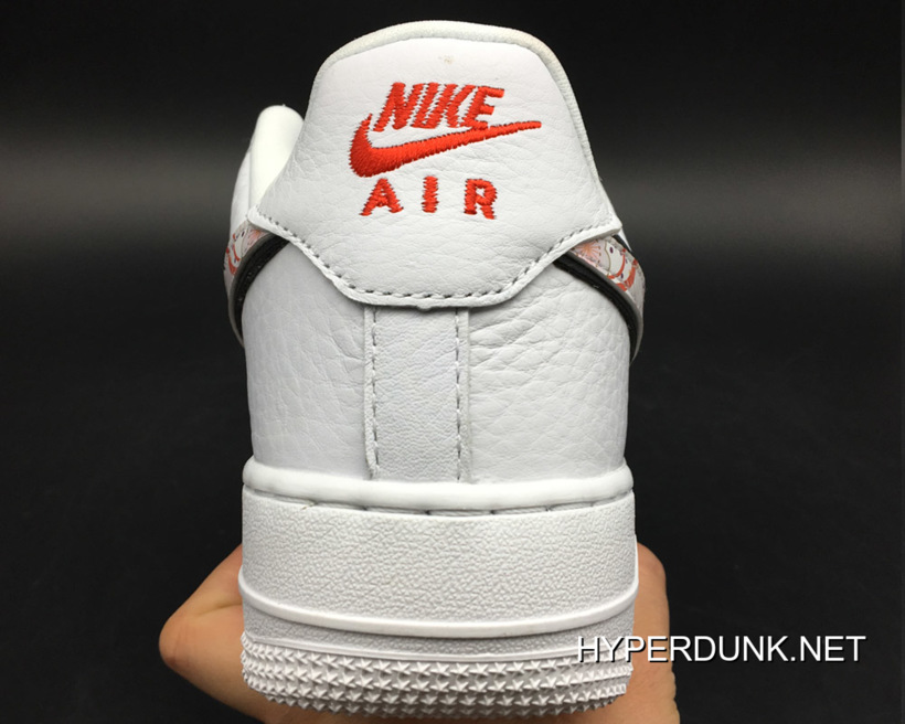 Nike Air Force 1 Low 'CNY' AO9381 100 2019 Discount, Price