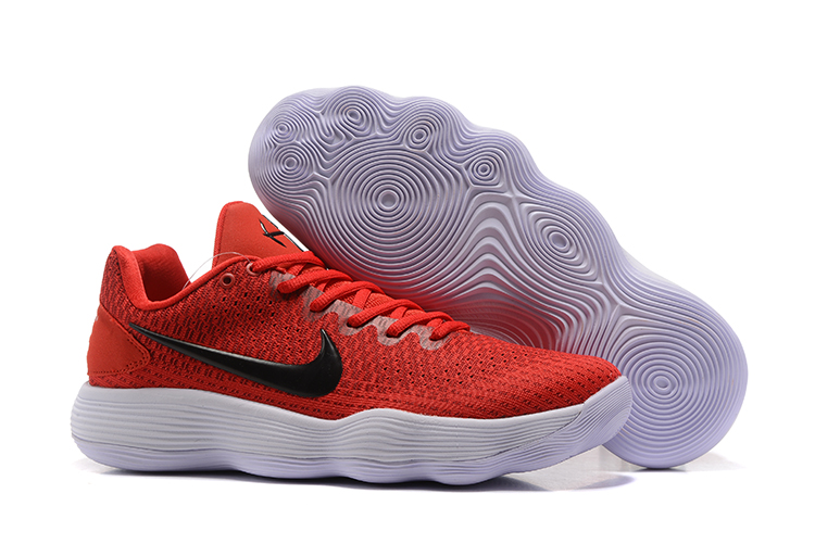 Nike Hyperdunk Low 2017 Red White For